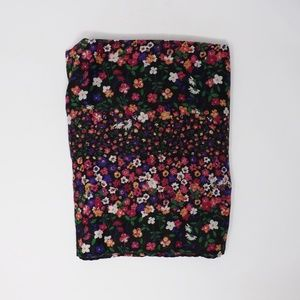 Accessories - Printed Infinity Scarf New Meadow Floral